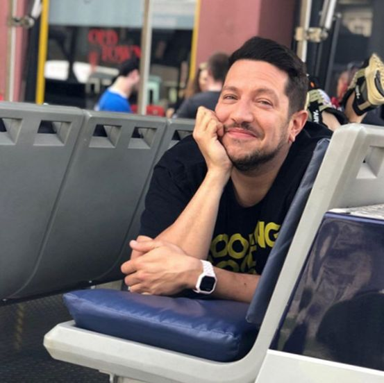 Sal Vulcano (nepraktiski Jokers) Wiki, Net Worth, māsa. Gejs?