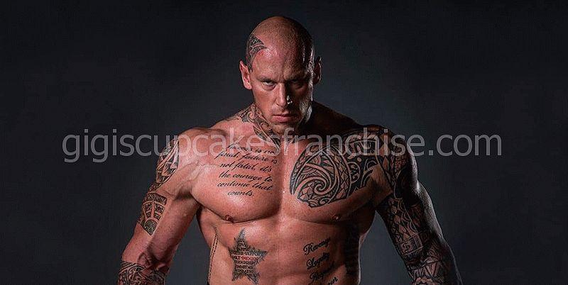 Martyn Ford (MMA) Wiki, Alter, Größe, Frau, Vermögen, Gewicht