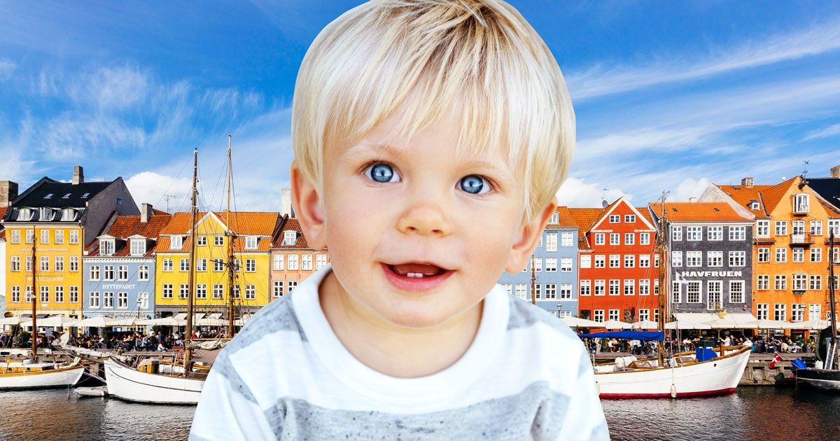27 fantastici nomi di bambini scandinavi