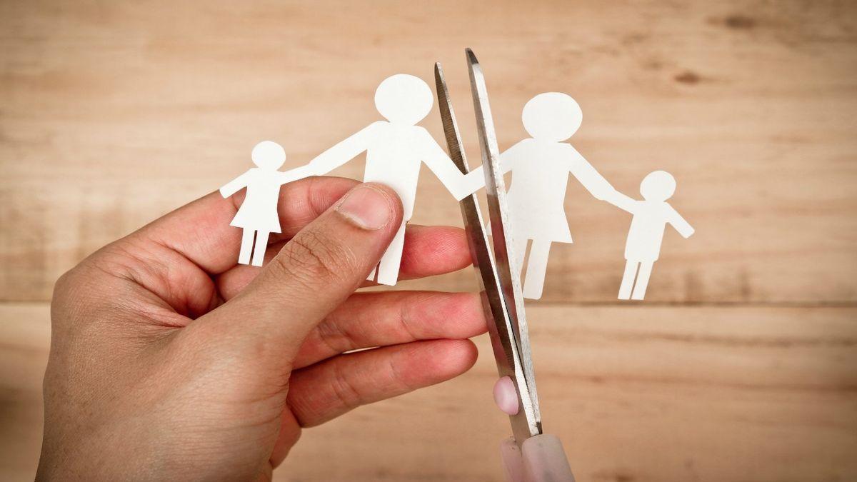 Родителите ти да се разведат е ад, дори когато си пораснала жена