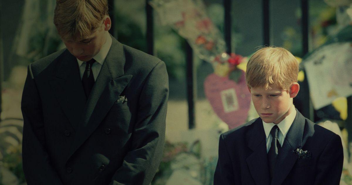 El príncipe Harry admite que la muerte de Diana dejó 'un enorme agujero', y puedo relacionarme