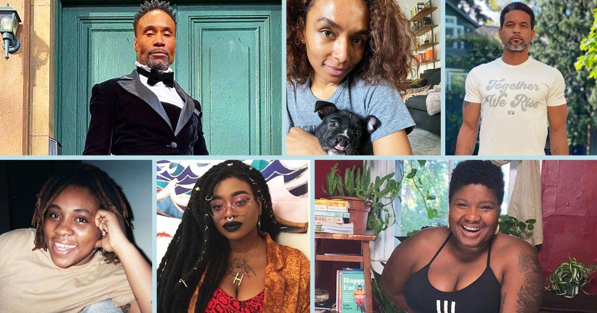 15 queere schwarze Leute und POC, denen man auf Instagram folgen kann