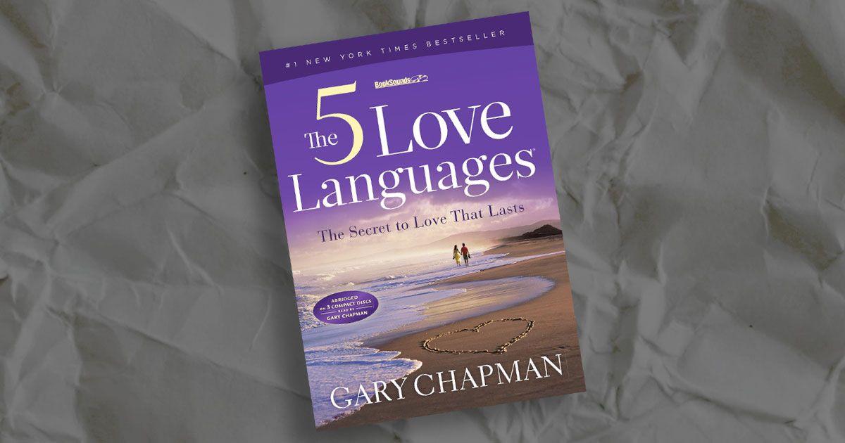 Der Schöpfer der 5 Liebessprachen ist ein Homophob