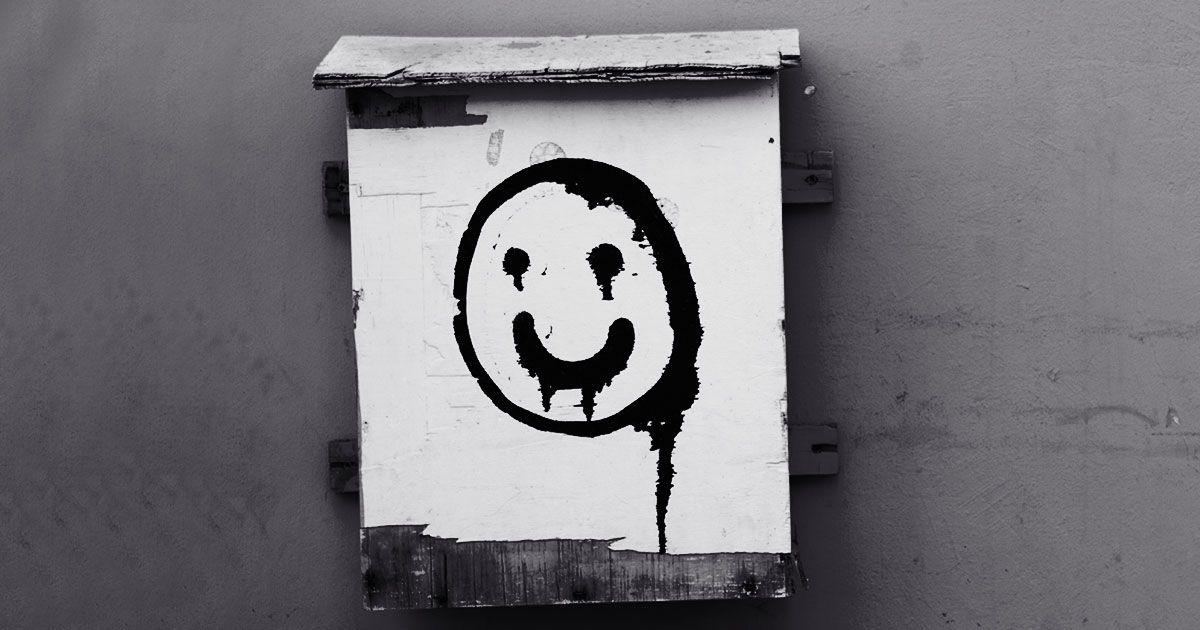 Aquí están mis pensamientos sobre el asesino de caras sonrientes