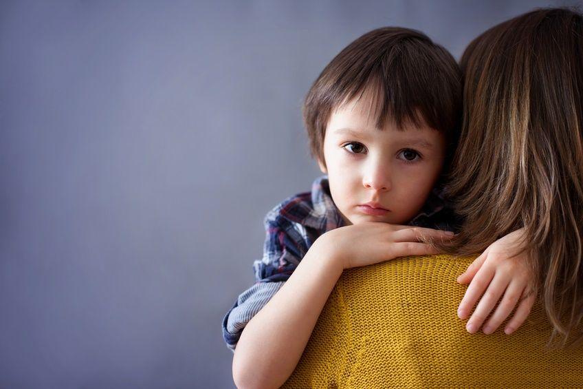 6 consigli per disciplinare i bambini altamente sensibili