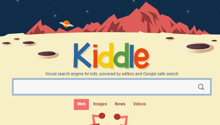 Die von Google eingeführte Kiddle-Suchmaschine ist für Kinder