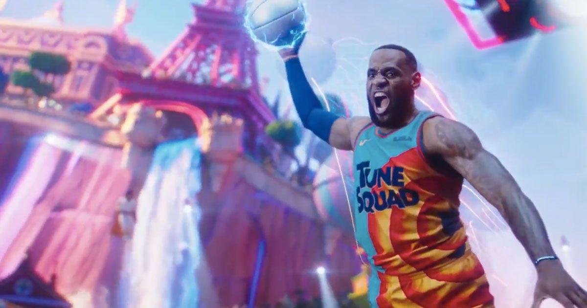LeBron James spielt in neuem 'Space Jam'-Film mit und die Leute sind zerrissen
