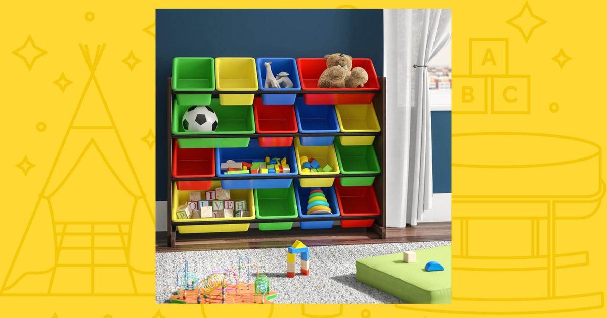 8 най-добри идеи за съхранение на детски играчки и организация на стаи, според майките