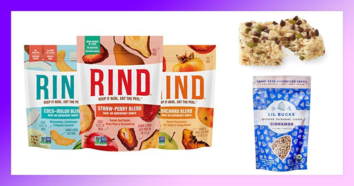 14 migliori snack sani per bambini 2021: snack biologici per la scuola e la casa