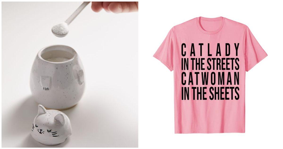 37 regali perfetti per gli amanti dei gatti, secondo le mamme di gatti hardcore
