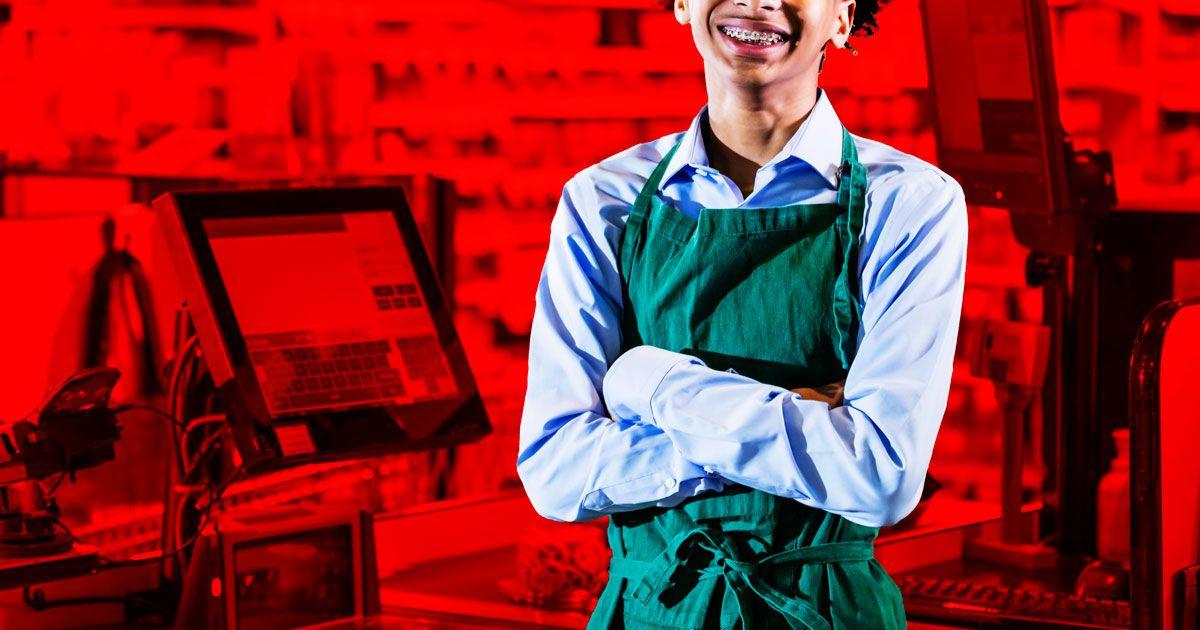 Smetti di usare gli adolescenti come motivo per non aumentare il salario minimo
