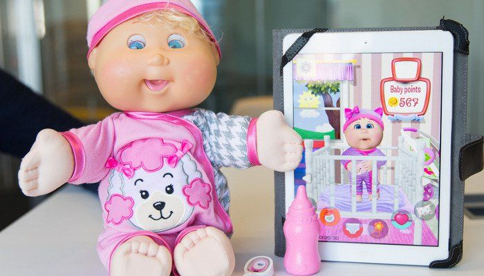 Cabbage Patch Dolls New Baby So Real