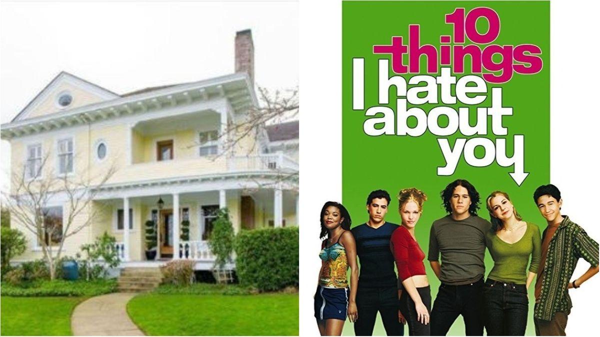Къщата от 10-те неща, които мразя в теб, се продава, а сърцата ни от 90-те не могат да се справят