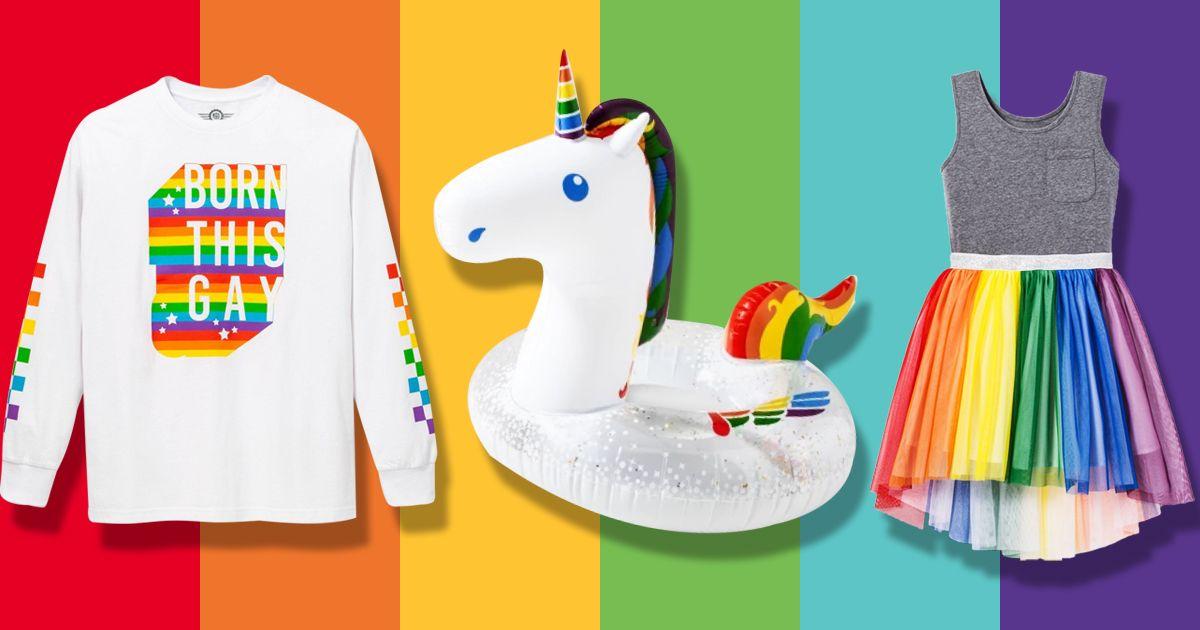 Target säljer den sötaste Rainbow Merch för LGBTQ Pride Month